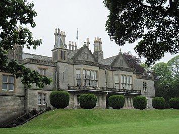 Edinburgh, Scotland: Lauriston Castle and New Orleans