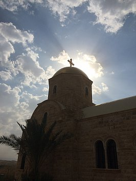 River Jordan, Jordan: The land where saints and profits walk