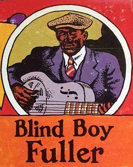 BLIND BOY FULLER PROFILED (2015): Still truckin' on