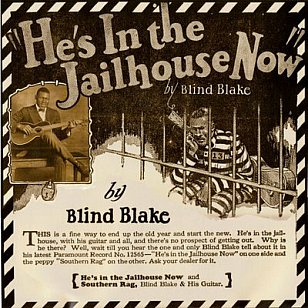 Blind Blake: He's in the Jailhouse Now (1927)