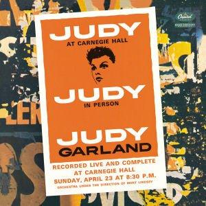 Judy Garland: Judy at Carnegie Hall (1961)