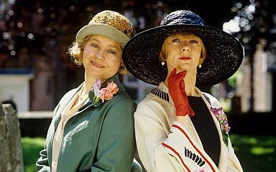 MAPP & LUCIA, a television series by STEVE PEMBERTON