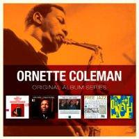 THE BARGAIN BUY: Ornette Coleman; Original Album Series (Rhino)
