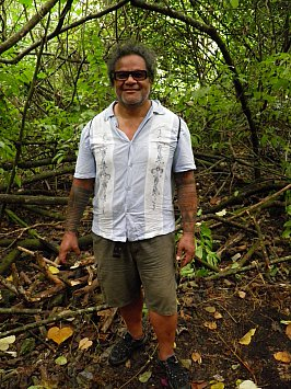JOHN PULE IN NIUE (2013): The homecoming