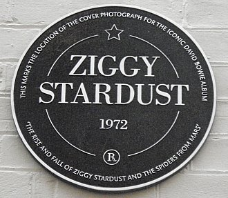 ZIGGY AT 40 (2012): The star who fell to Earth