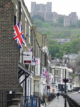 Dover, England: Just passing through