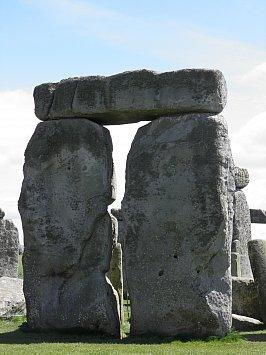 Stonehenge, England: Everybody must get stoned