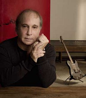 PAUL SIMON; THE SOLO YEARS: The boy out of his bubble