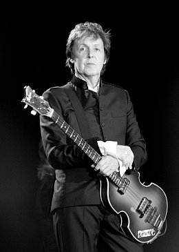 PAUL McCARTNEY, NEW AGAIN (2013): His ever-present past