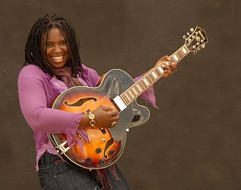 RUTHIE FOSTER (2011): A Southern soul sister rises