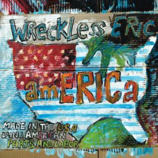 Wreckless Eric: amERICa (Fire)