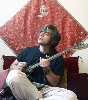 THE FAMOUS ELSEWHERE QUESTIONNAIRE: Salim Ghazi Saeedi