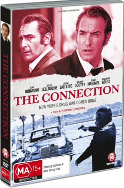 THE CONNECTION, a film by CEDRIC JIMINEZ (Madman DVD)