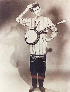 WE NEED TO TALK ABOUT . . . STRINGBEAN: Long lean banjo picker