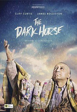 THE DARK HORSE, a film by JAMES NAPIER ROBERTSON (Transmission DVD)
