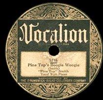 Pine Top Smith: Pine Top Boogie (1928)