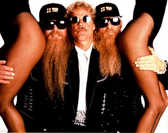 BILLY GIBBONS OF ZZ TOP INTERVIEWED (2000): The less things change, the more they stay the same