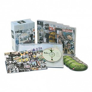 THE BEATLES ANTHOLOGY ON DVD (2003): And the songs remain the same?