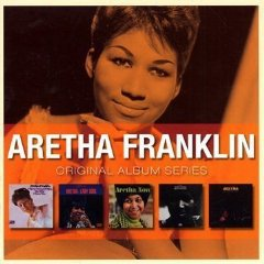 THE BARGAIN BUY: Aretha Franklin; The Original Album Series (Rhino)