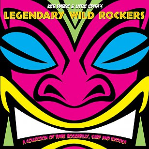 Various Artists; Legendary Wild Rockers (BBE)