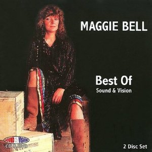 Maggie Bell: The Best of Maggie Bell (Angel Air/Southbound CD/DVD)