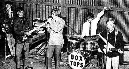 The Box Tops: I Met Her in Church (1968)