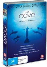 THE COVE, a documentary by LOUIE PSIHOYOS (Madman, DVD)