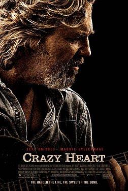 CRAZY HEART, a film by SCOTT COOPER (Roadshow DVD)