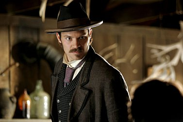 DEADWOOD; TIMOTHY OLYPHANT INTERVIEWED (2006): It's always the quiet ones . . .