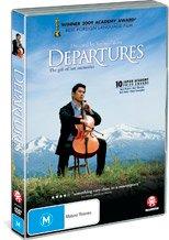 DEPARTURES, a film by YOJIRO TAKITA (Madman DVD)