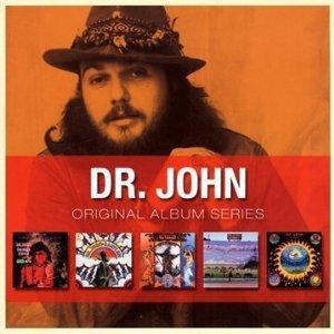 THE BARGAIN BUY: Dr John; The Original Album Series (Rhino)
