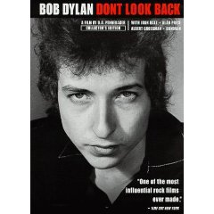 BOB DYLAN, AND DA PENNEBAKER INTERVIEWED (2007). Looking back on Bob