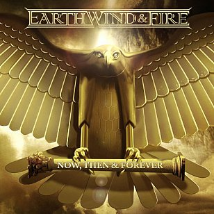 Earth Wind and Fire: Now, Then and Forever (Sony Legacy)