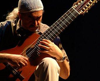 EGBERTO GISMONTI: Guitarist with a much-stamped passport