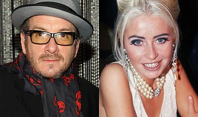 ELVIS COSTELLO + WENDY JAMES (2015): That year's model
