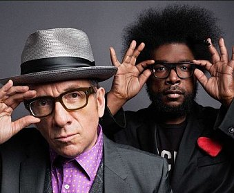 ELVIS COSTELLO INTERVIEWED (2013): And he's differently the same