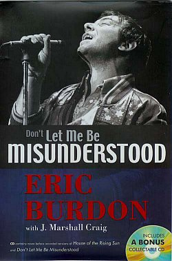 DON'T LET ME BE MISUNDERSTOOD by ERIC BURDON