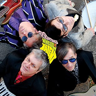The Fleshtones: Wheel of Talent (YepRoc/Southbound)