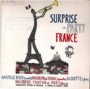 Artists unknown: Bastille Rock (1962)