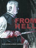 FROM HELL BY ALAN MOORE AND EDDIE CAMPBELL (book review) 2002