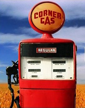 CORNER GAS (Madman DVD): A whole lot of nothing