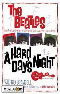 A HARD DAY'S NIGHT (2001): The Beatles first film on DVD