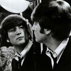 GUEST WRITERS GAVIN AND ODETTE consider the romantic young John Lennon