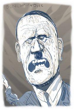 Reverend J.M. Gates: Hitler and Hell (1941)