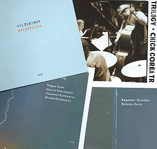 SHORT PASSAGES: A quick overview of recent jazz releases