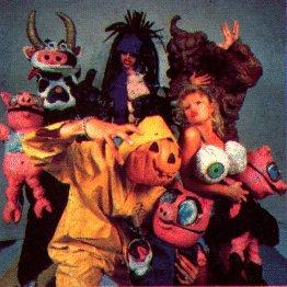 Green Jelly: Three Little Pigs (1993)