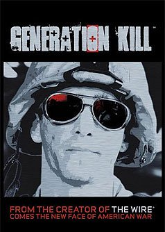 GENERATION KILL, from the book by EVAN WRIGHT (DVD)