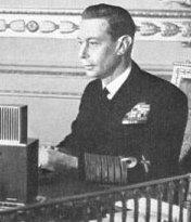 Cronkite, Chamberlain and King George VI: The king's speech