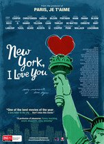 NEW YORK, I LOVE YOU by various directors (Madman DVD)