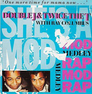Double J and Twice the T: Mod Rap (1989)